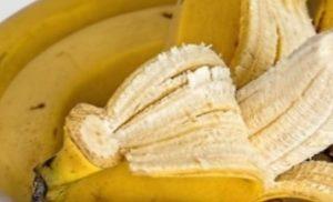 Кожура банана для подкормки растений