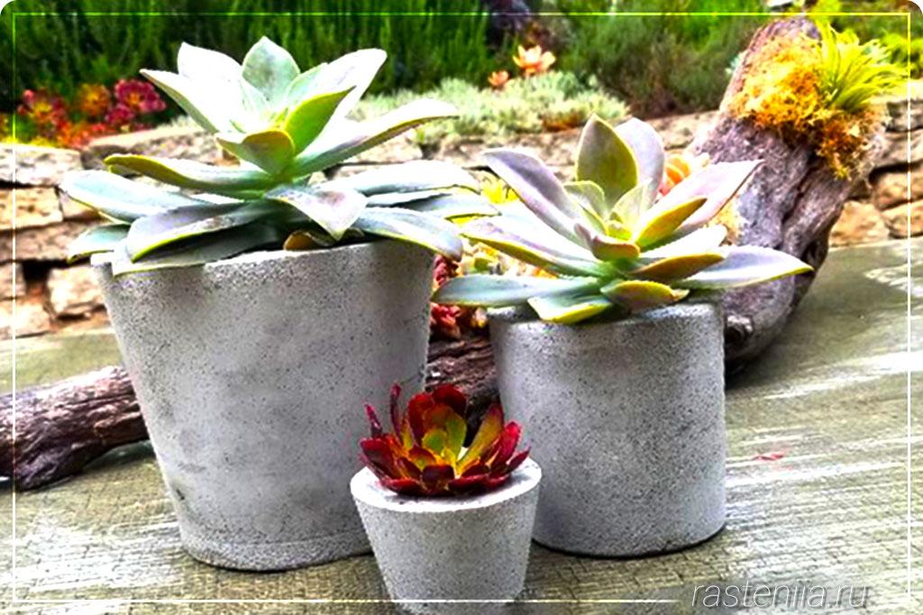 Горшок для цветов на балкон